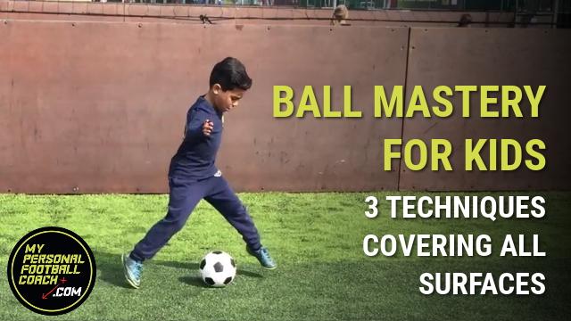 Soccer Ball Mastery Basics
