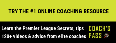 Try the #1 online coaching resource - Coach's Pass