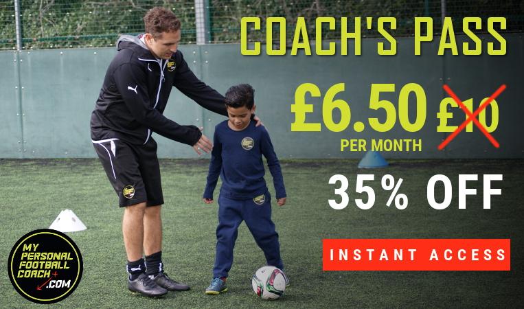 Coach's Pass 35% Off