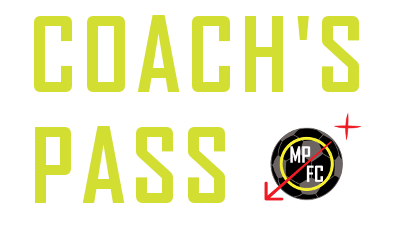 Soccer Coaching - Coach's Pass