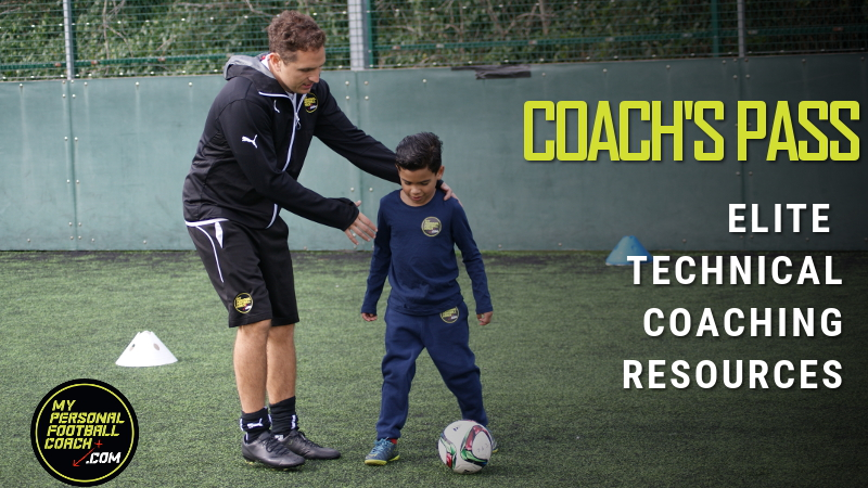 Coach's Pass - Elite Soccer Coaching Resources