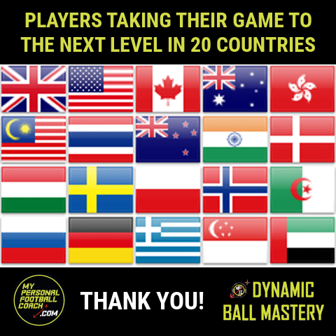 Dynamic Ball Mastery Usage