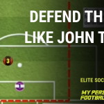 Defend the Red like John Terry