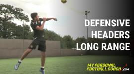 Defensive Headers Long Range