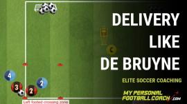 Delivery Like De Bruyne