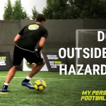 Double Outside Cuts - Hazard Turn