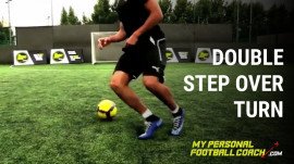Double Step Over Turn