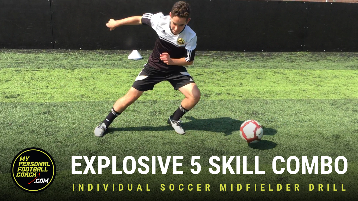 Individual Soccer Training Drills - My Personal Football Coach
