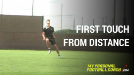 First Touch From Distance
