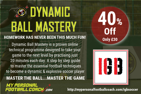 IGB Soccer Offer
