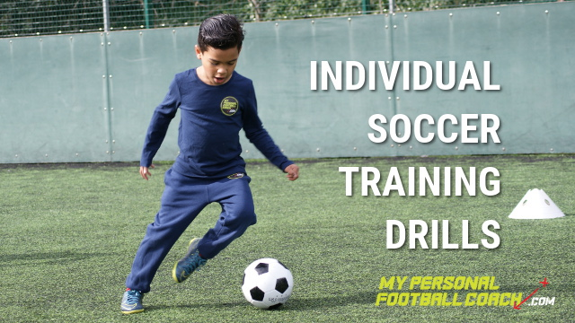 Individual Soccer Training Drills