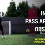 Iniesta Pass Around Obstacle