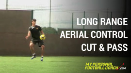 Long range Aerial Control, Cut and Pass Back