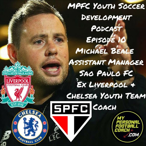 Soccer Podcast WIth Michael Beale