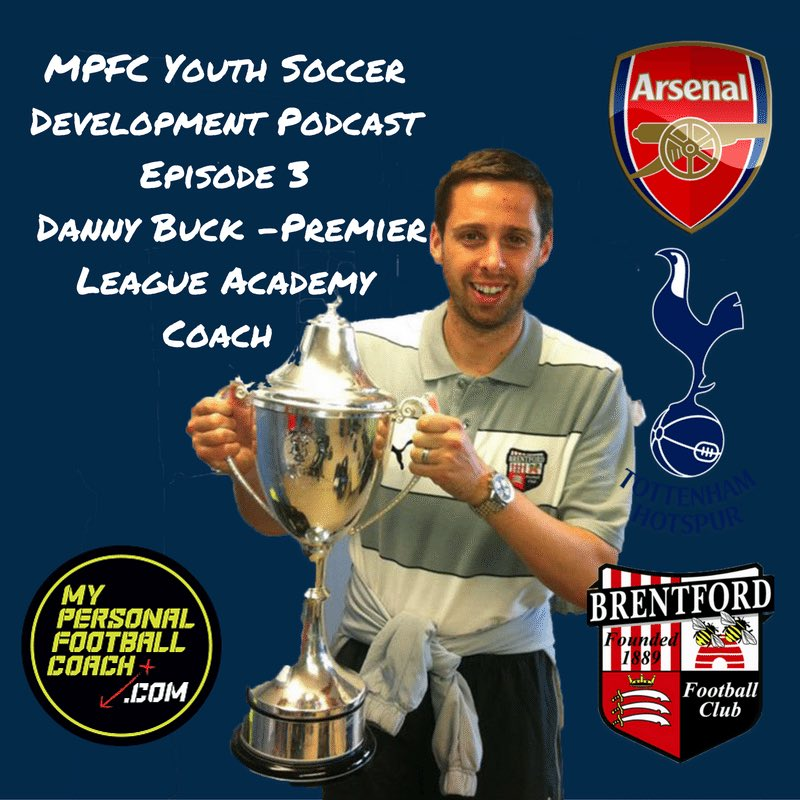Soccer Player Development Podcast Episode 2 - With Danny Buck