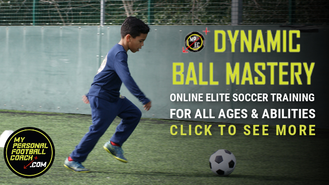 Online Soccer Training Program