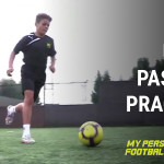 Pirlo Passing Practice