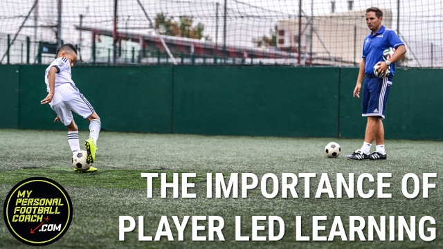 The importance of player led learning
