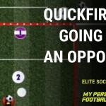 Quickfire 1v1-Going Over An Opponen