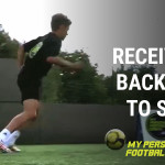Receive On Back Foot To Shoot