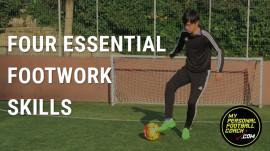 Four Essential Soccer Footwork Skills