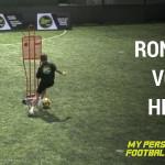 Ronaldo, Volley and Header