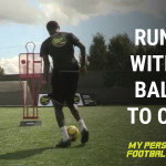 Running with Ball 1v1 To Cross
