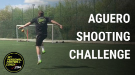 Shoot Like Sergio Aguero