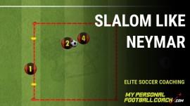 Slalom like Neymar