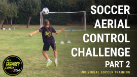 Soccer Aerial Control