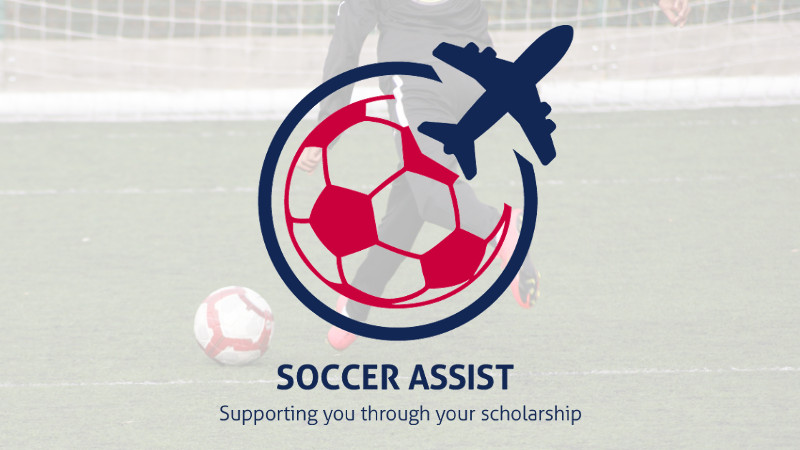 Soccer Assist Banner