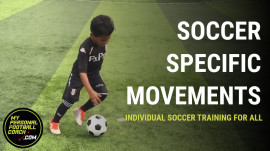 Soccer Specific Movements Practice