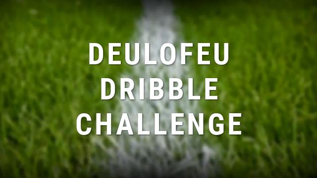 Deulofeu Dribble technical Skills Challenge