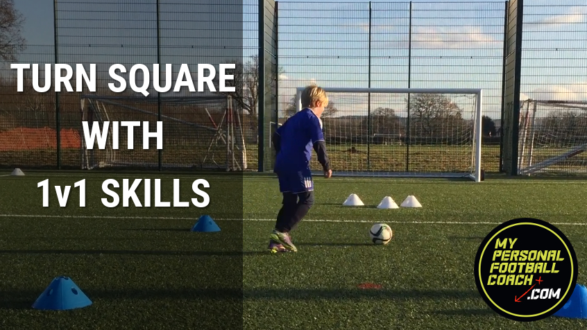 Turn Square With 1v1 Skills