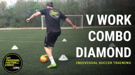 The V Work Combo Diamond