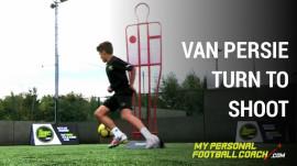 Van Persie turn to shoot