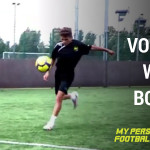 Volleys with a bounce