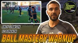 Ball Mastery Warm Up with Andy Clawson