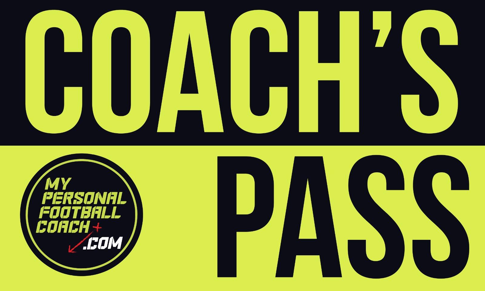 Coach's Pass