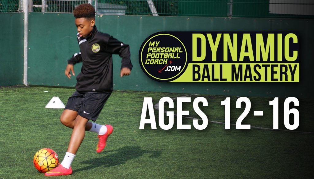 Dynamic Ball Mastery Ages 12-16