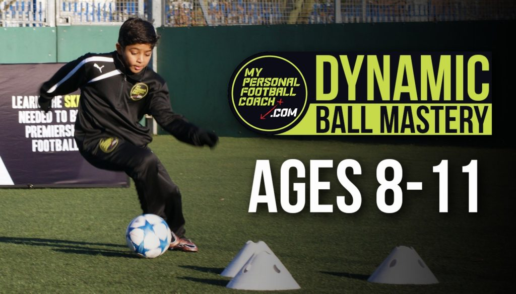 Dynamic Ball Mastery Ages 8-11