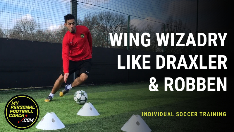 Wing Wizardry Like Draxler & Robben