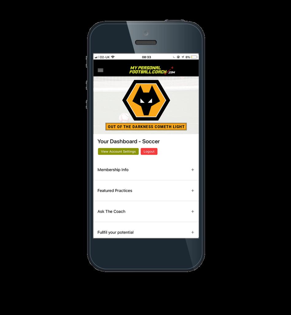 Club partnership app
