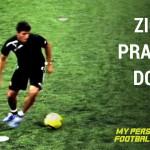 Zig Zag Practice Double Cuts