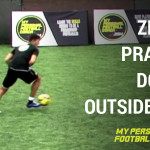 Zig Zag Practice Double Outside Cuts