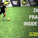 Zig Zag Practice Inside Cuts