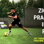 Zig Zag Practice Inside Rolls