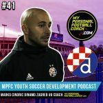 Soccer Player Development Podcast Episode 41 Marko Cindric