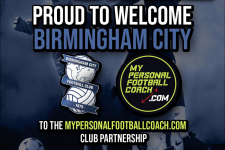 Birmingham City Academy Join MyPersonalFootballCoach
