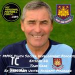 MPFC Youth Soccer Development Podcast Episode 22 Tony Carr